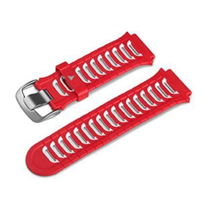Garmin Bracelet pour Forerunner 920XT rouge/blanc ** Nouveauté **