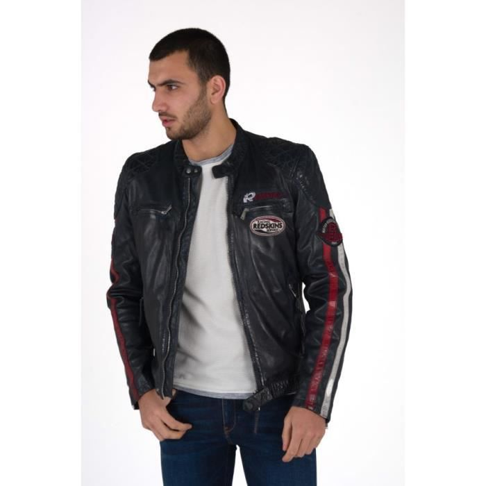 Redskins Blouson Rafter calista navy redwh