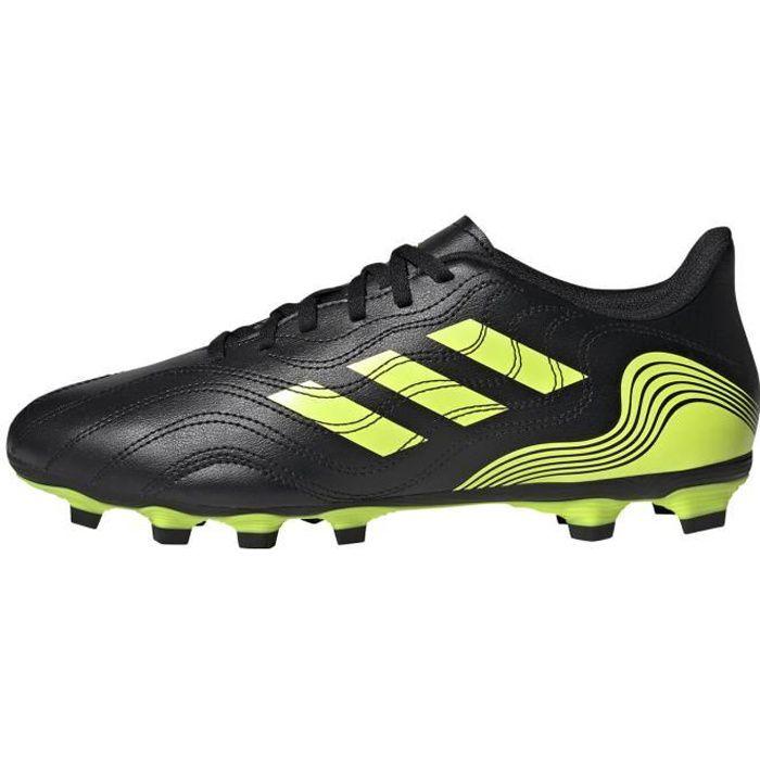 Chaussures Adidas Copa Sense.4 Fg noir / jaune homme