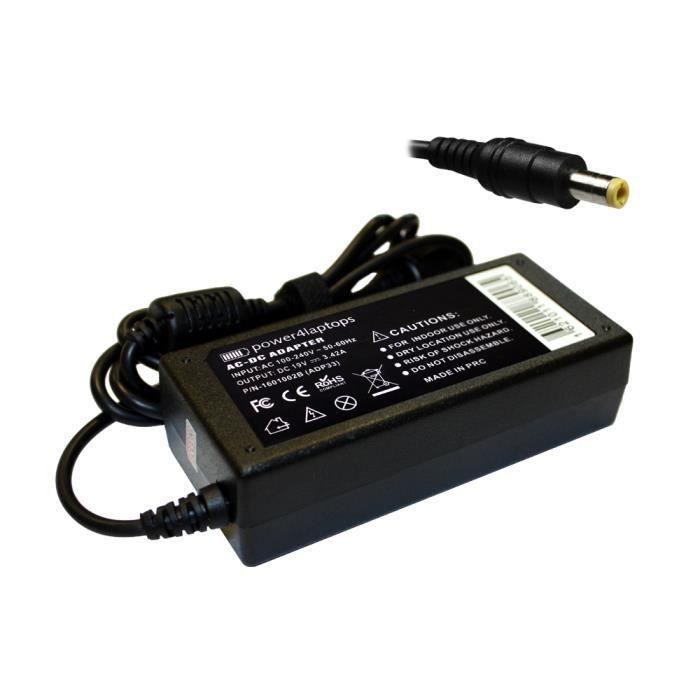 Acer Aspire E5 521G 60Y6 Chargeur batterie pour ordinateur portable (Pc) compatible