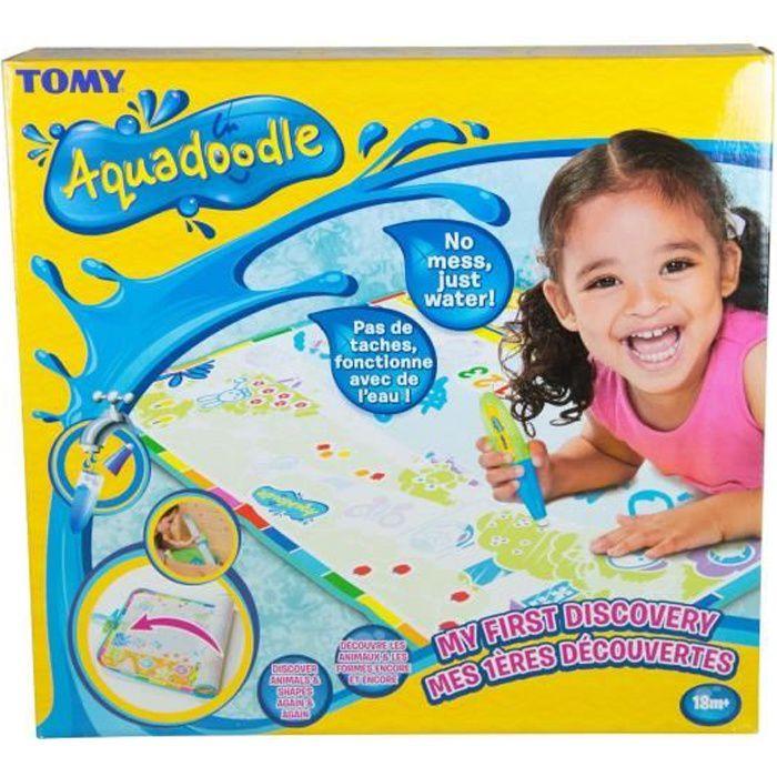 Aquadoodle - Mes 1ères découvertes
