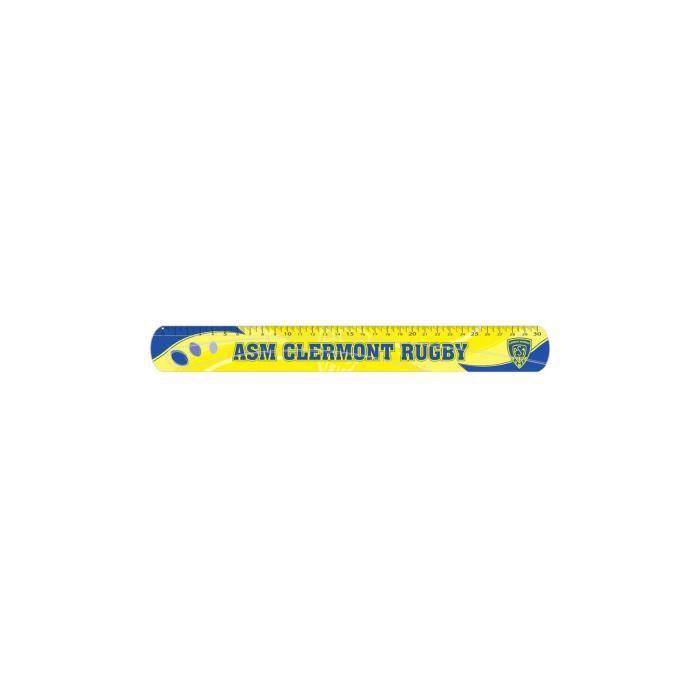 ASM Rugby R/ègle ASM Clermont Auvergne 30 cm