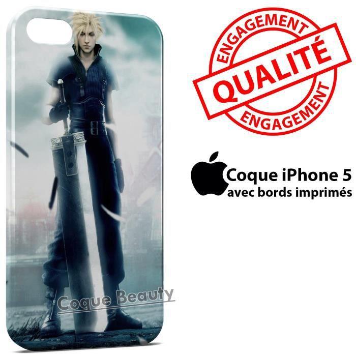 coque iphone 5 5s final fantasy