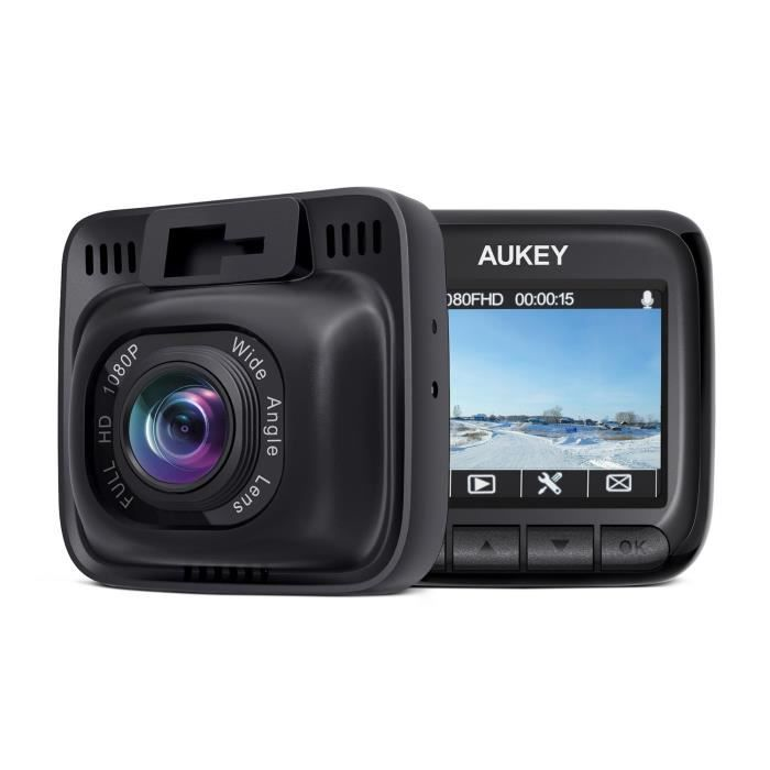 Hd 170°Vision Full Caméra Grand Voiture Angle 1080p Dashcam Aukey ebY2IWEDH9