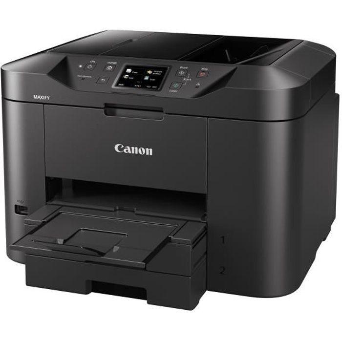 IMPRIMANTE Canon MAXIFY MB2755 - Imprimante multifonctions -