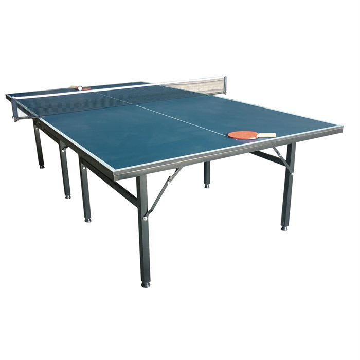Table de ping pong interieur sport d tente achat vente table tennis de - Achat table ping pong ...