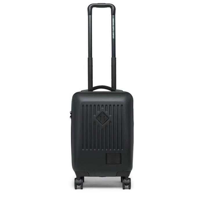 VALISE - BAGAGE Valise cabine rigide Trade 55 cm Black 01587 BLACK