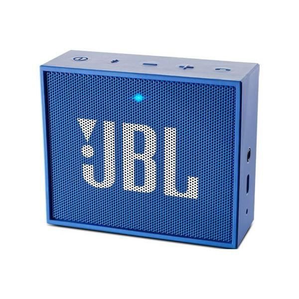 jbl go enceinte bluetooth portable bleu enceinte nomade avis et prix pas cher cdiscount. Black Bedroom Furniture Sets. Home Design Ideas