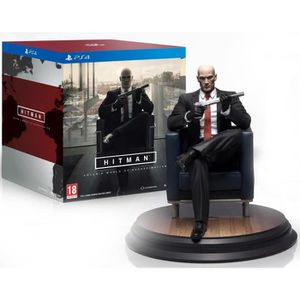 JEU PS4 Hitman Digital Edition Collector Jeu PS4