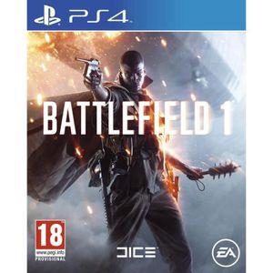 JEU PS4 Battlefield 1 Jeu PS4