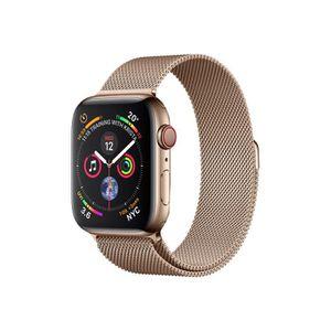 MONTRE CONNECTÉE Apple Watch Series 4 (GPS + Cellular) 44 mm acier