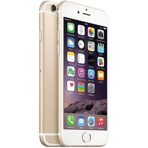 SMARTPHONE iPhone 6 64 Go Or Reconditionné - Très bon Etat