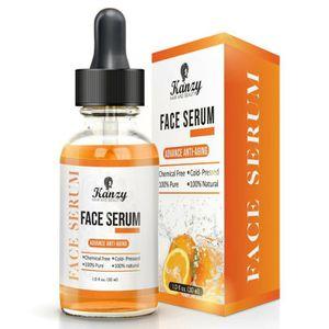 HYDRATANT VISAGE Vitamine C Face Sérum Visage pour des cicatrices d