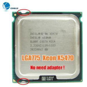 PROCESSEUR Intel Xeon X5470 SLBBF 3.33 GHz 12 MB 1333 MHz Qua