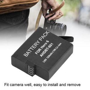 BATTERIE APPAREIL PHOTO Batterie AHDBT-601 1220mAh 3.7V pour GOPRO HERO 7-
