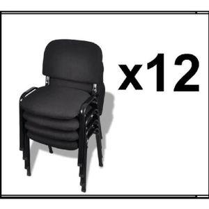 CHAISE Lot de 12 Chaises de réception de salle Mariage co