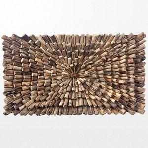 Tableau en bois flotté