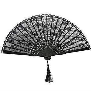 VENTILATEUR Mesdames Vitage Main Fan Ventilateur Pliable Fleur