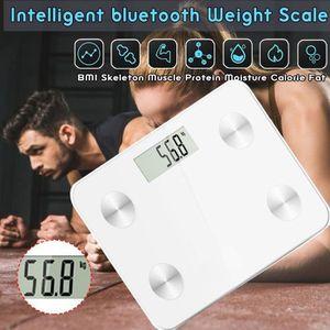 PÈSE-PERSONNE NEUFU Pèse-Personne Balance Intelligente Bluetooth