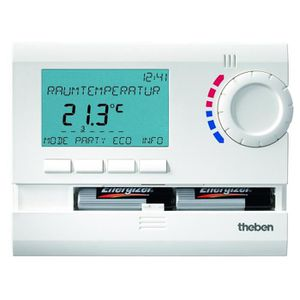 THERMOSTAT D'AMBIANCE Theben 8119132 Ramses 811 top 2 Thermostat program