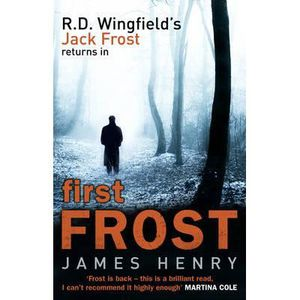 AUTRES LIVRES First Frost - James Henry