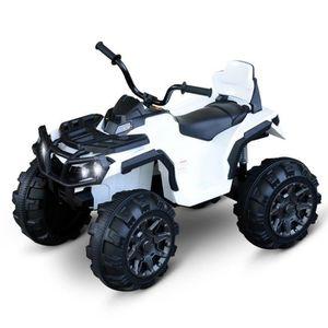 VOITURE ELECTRIQUE ENFANT Voiture 4x4 quad buggy électrique 103L x 68l x 73H