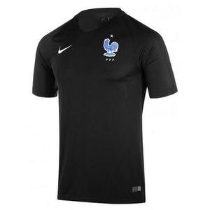 MAILLOT DE FOOTBALL Nouveau Maillot Homme Equipe de France Noir