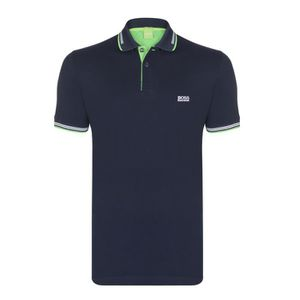 POLO Hugo Boss Homme Polo Bleu Marine Slim Fit