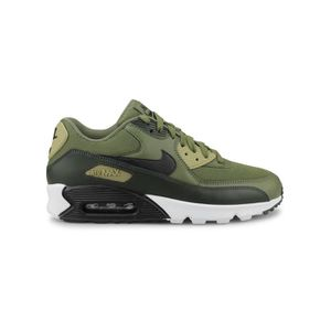 BASKET Baskets Nike Air Max 90 Essential Kaki. 82993f1f5fe
