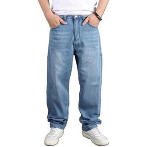 JEANS Tongcart Homme Grande Taille Baggy Hip Hop Jeans P