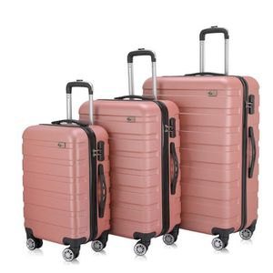 SET DE VALISES SAMAX Valise Trolley Set 'Metro' Valises Rigideen