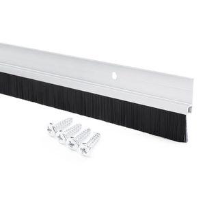 Sol Joint 98 cm Plastique PVC Barre Avec Brosses profil différentes couleurs