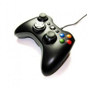MANETTE JEUX VIDÉO Manette de jeu pour Microsoft Xbox 360 - filaire