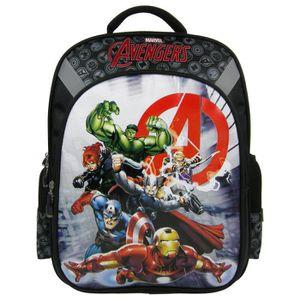 SAC À DOS Avengers grand sac a dos Super Héros Marvel cartab