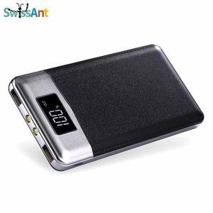 BATTERIE EXTERNE SWISSANT® Batterie Externe Portable Powerbank 2000