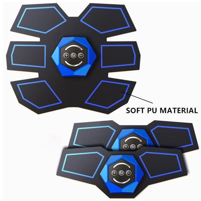 EMS Abdominal muscle training Gear Smart Body Shape Fitness Home Exercise set