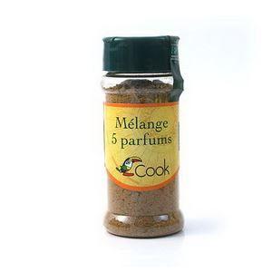 Cook Melange cinq parfums 35g