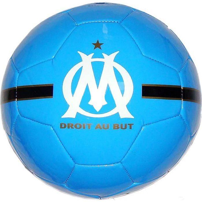 Olympique de Marseille - Ballon de Football OM Officiel - Bleu