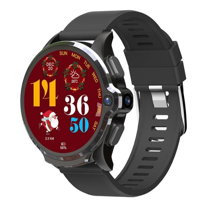 Nouveau KOSPET Prime SE 1GB 16GB Smart Watch Face ID 1260mAh 1.6 -Caméra 4G Smartwatch GPS Android IOS Sport Smartwatch Étanche