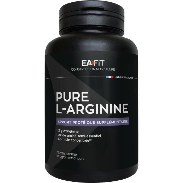 EAFIT Pure L-Arginine - Orange 141 g