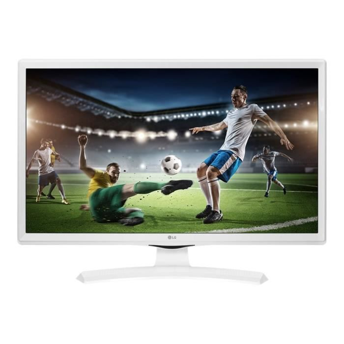 Lg 24Tk410v Wz Écran Led avec tuner Tv 24