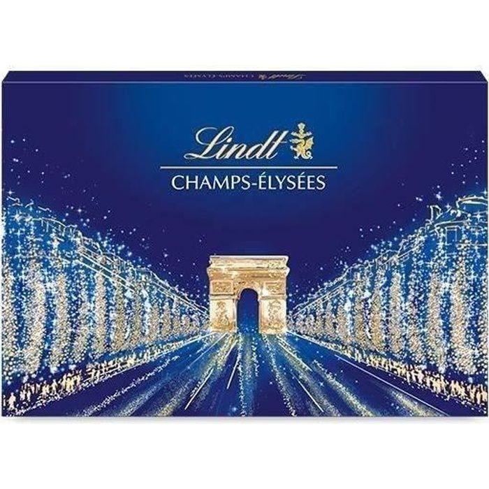 LINDT & SPRÜNGLI Champs-Elysées Boîte de chocolats Assortis - 937 g