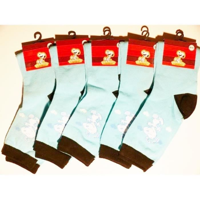 Chaussettes Snoopy