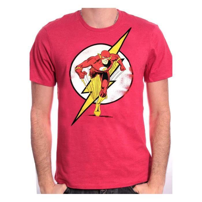 Tee Shirt Running Flash Pause Canap