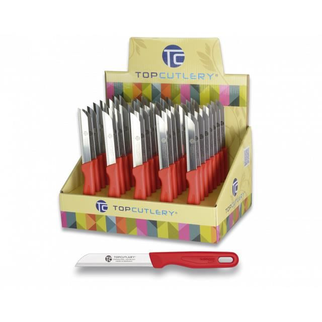 Exp. 40pcs. Couteau Top Cutlery Solingen
