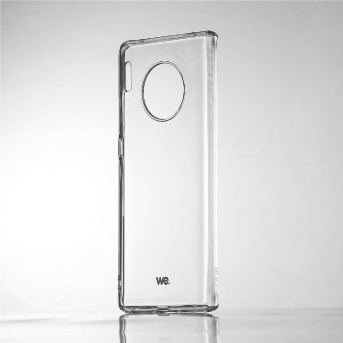 WE Coque TPU - Huawei Mate 20 Pro Conception en TPU semi rigide modèle pour INTERNATIONAL NC