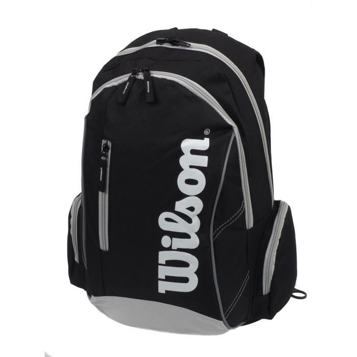 Sac raquette de tennis Advantage ii backpack blk