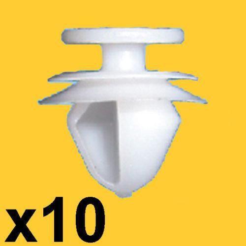 10 X pour Peugeot Porte Panneau Garniture Clips