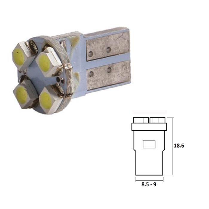 Plafonnier 4xLED