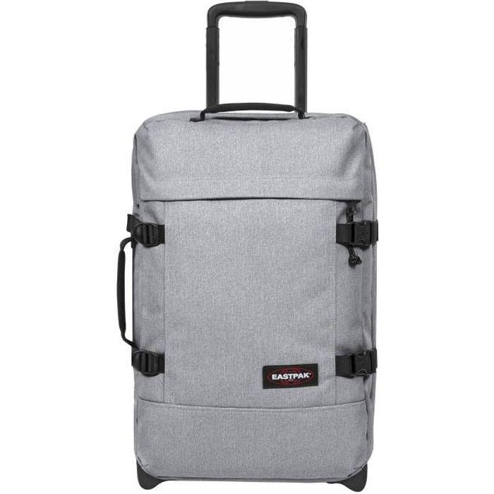 Photo de eastpak-homme-tranverz-s-bagage-cabine-gris